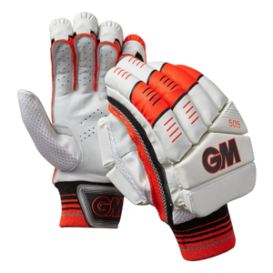 GM 505 ELECTRIC RED MANA - Batting Gloves