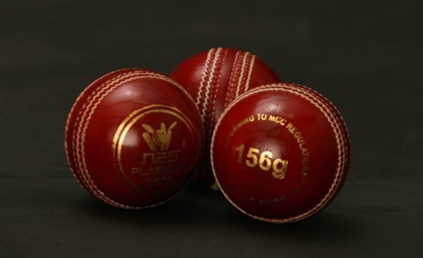 NAS Cricket Ball - 156g Red 100271