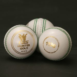 NAS Cricket Ball - Hunter Gold 113g White 100283